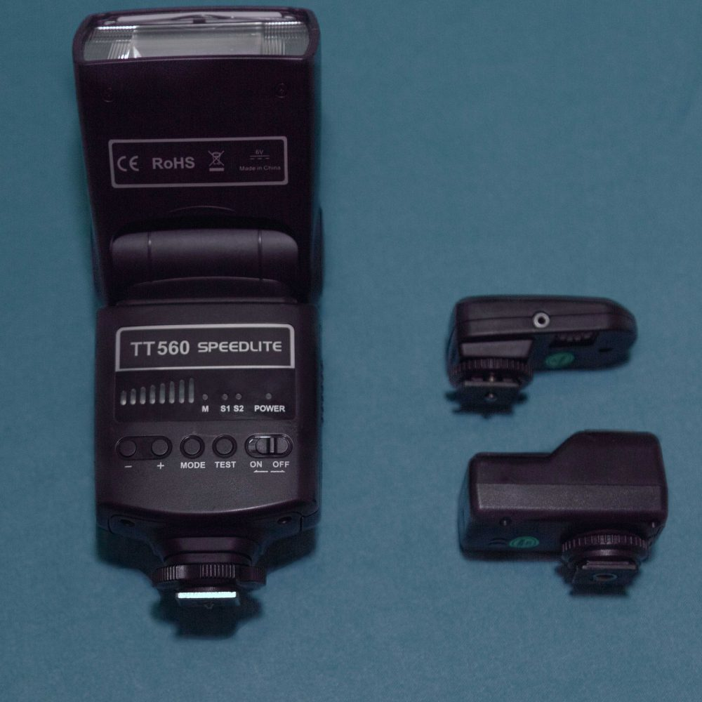 Flash-TT560-Speedlite-con-disparador-para-Canon